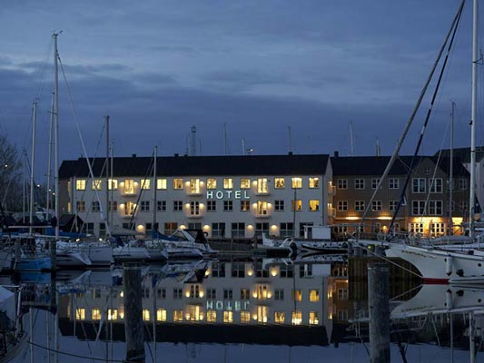 Hotel Aarhus aften