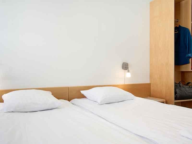 Hotel Rønne dobbeltværelse