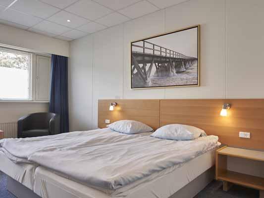 Hotel Herning dobbeltværelse