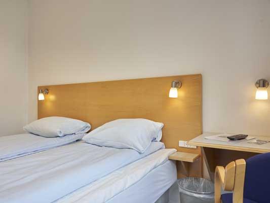 Hotel Vejle dobbeltværelse