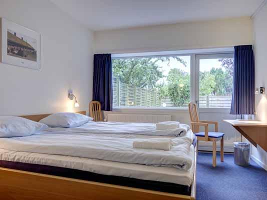 Hotel Frederikshavn dobbeltværelse