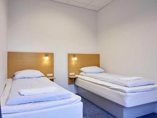 Hotel Vejle 2-sengsværelse