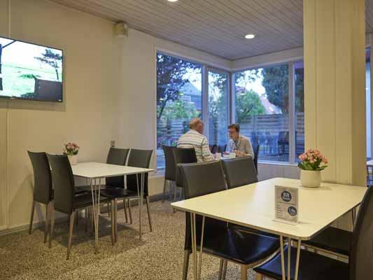 Hotel Frederikshavn kantine