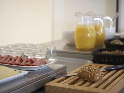 Hotel Rønne morgenmad