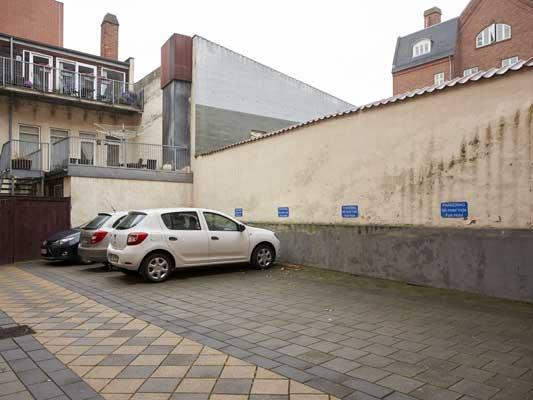 Hotel Vejle parkering