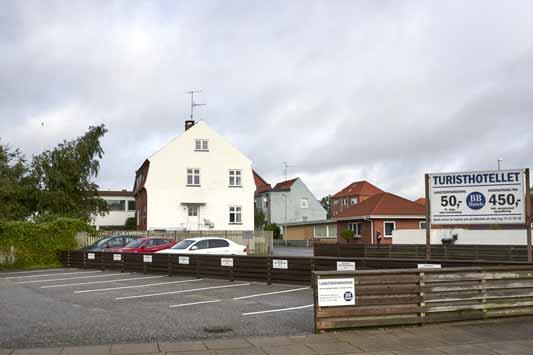 Hotel Frederikshavn langtidsparkering