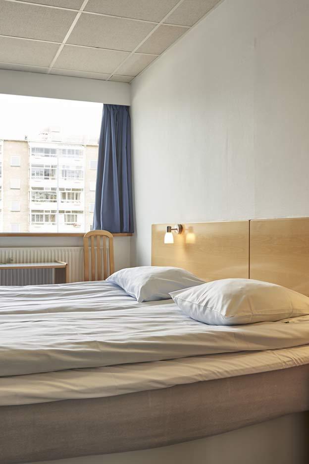 Hotel Kastrup dobbeltværelse