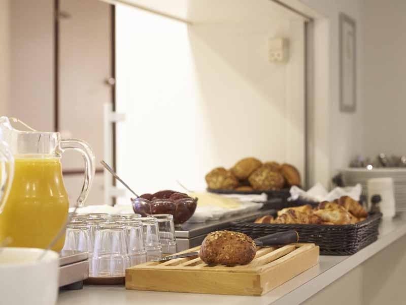 Hotel Frederikshavn morgenmad