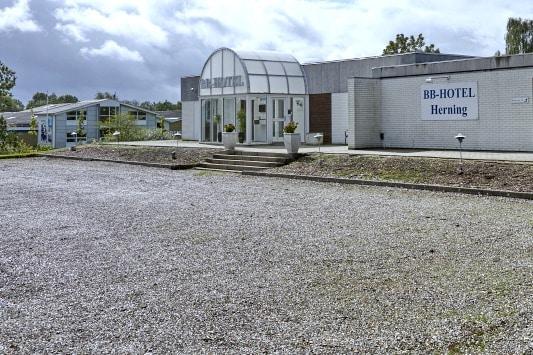 BB-Hotel Herning, fri parkering