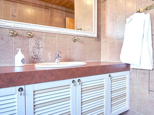 BB-Hotel Herning, badeværelse
