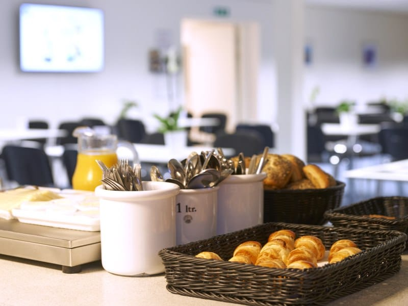 BB-Hotel Herning, gratis morgenmad