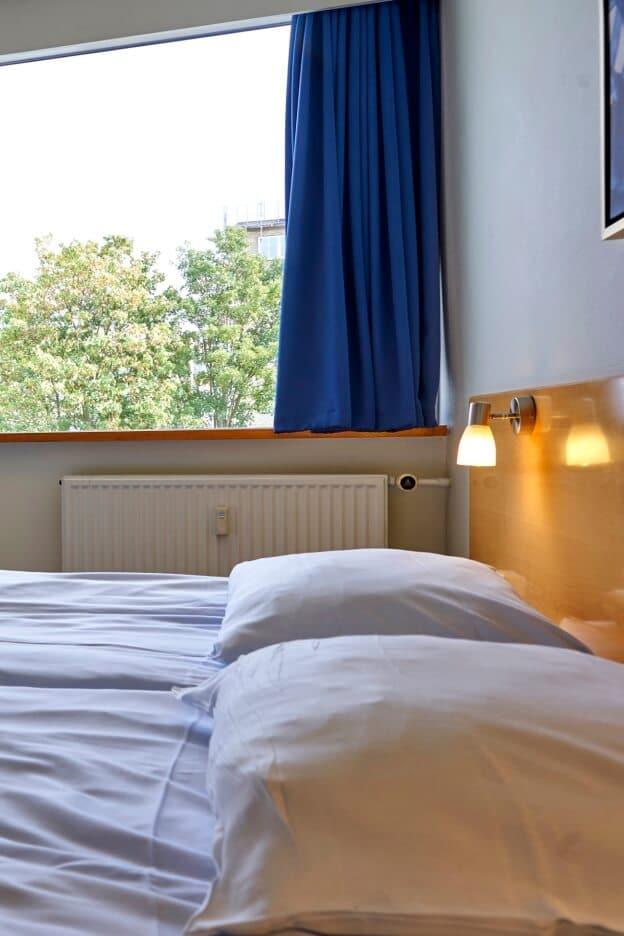 BB-Hotel Kastrup - dobbeltværelse
