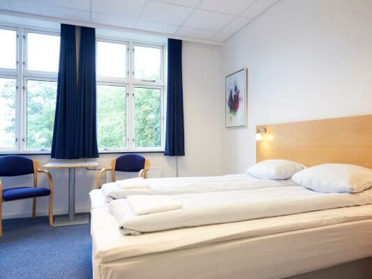 Double Room, BB-Hotel Vejle