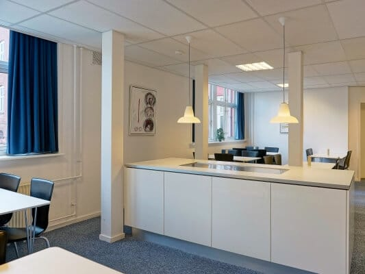 Hotel canteen, BB-Hotel Vejle