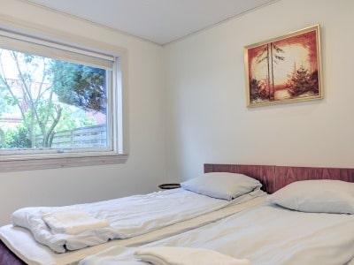 Schlafzimmer, Ferienwohnung Frederikshavn
