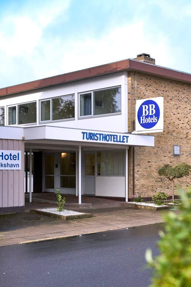 BB-Hotel Frederikshavn - das Tourist Hotel