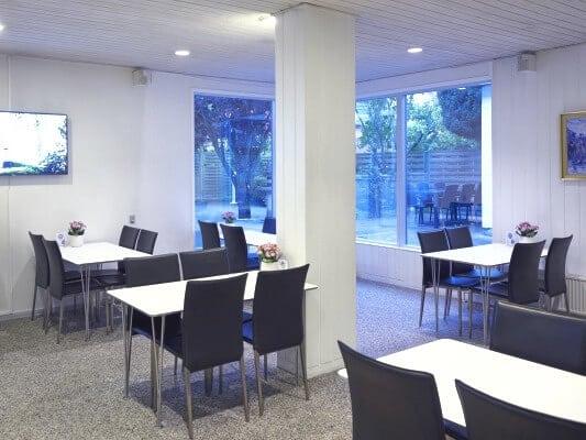 Hotel canteen, BB-Hotel Frederikshavn
