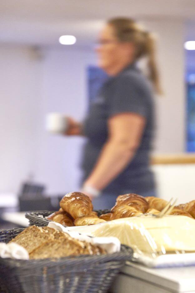 Breakfast Buffet at BB-Hotel Frederikshavn