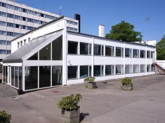 BB-Hotel Kastrup - fascade