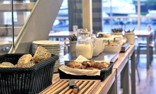 BB-Hotel Aarhus - morgenmad