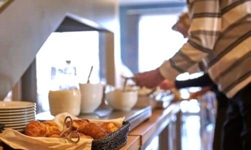 BB-Hotel Aarhus - morgenmadsbuffet