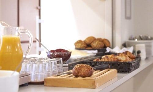 Breakfast Buffet, BB-Hotel Frederikshavn