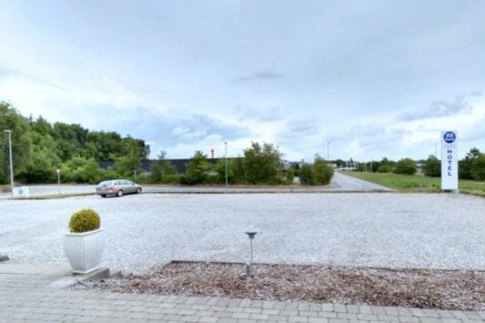 Fri parkering på BB-Hotel Herning