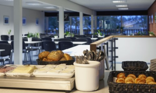 BB-Hotel Herning - morgenmadsbuffet