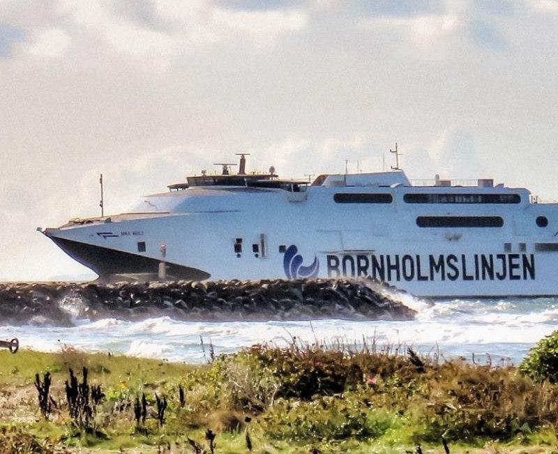 Rejsen til Bornholm
